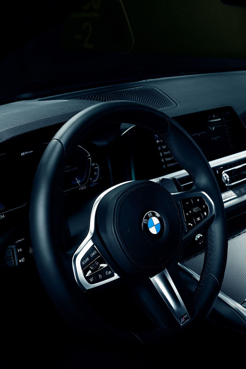BMW Advertising Campaign