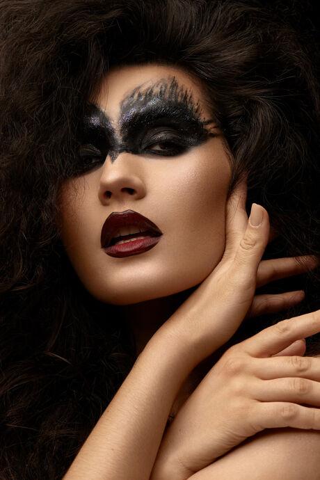 Delia Makeup Portraits