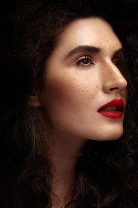 Beauty project Delia