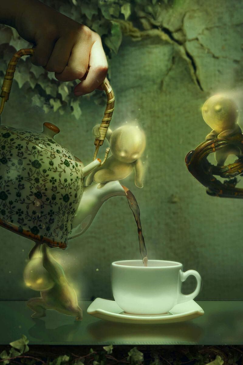 Tea Chronicles Creative Project