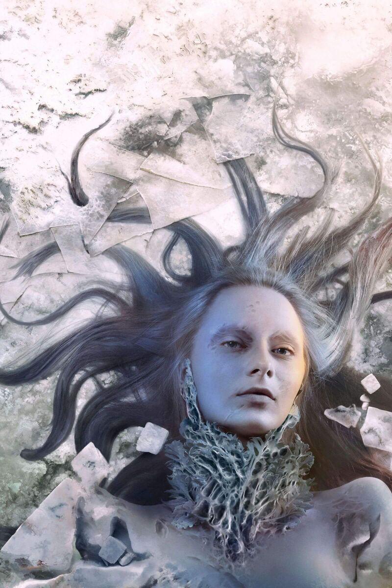 "Garden of Eva - ""Flashbacks of origins"""